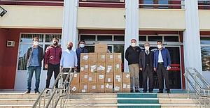 Kargı Cumhuriyet Yatılı Bölge Okulu'na 122 tablet