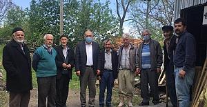 AK Parti köylerin taleplerini dinledi