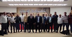 Hacı Odabaş, AHDÇF Başkanı oldu
