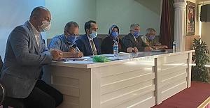 Kargı Köylere Hizmet Götürme Birliği toplandı