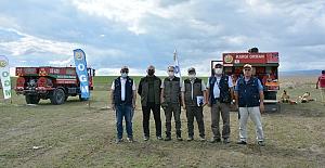 Kargı Orman İşletme Müdürlüğü ekipleri de katıldı