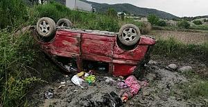 Milletvekili Kadir Aydın'ın yakınları Çorum'da kaza yaptı: 1'i bebek 2 ölü, 8 yaralı