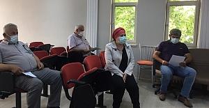 Seval Demir ilk meclis toplantısına katıldı