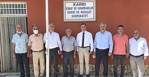 CHP STK'ların sorun ve taleplerini dinledi