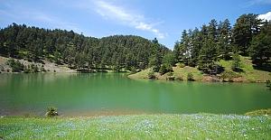 Aksu Göleti, Çorum'un üçüncü tescilli Tabiat Parkı oldu