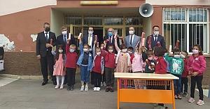 Kargı'da 1386 öğrenci ders başı yaptı