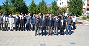 Kargı'da Gaziler Günü törenle kutlandı