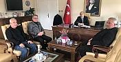 Bolpaça'dan resmi kurumlara ziyaret