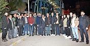 Başkan Şen, üniversite öğrencilerini Çanakkale'ye gönderdi