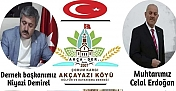 Akçayazı Köyü Derneği'nin şenliği 12 Ağustos'ta