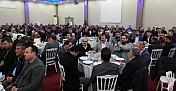 Başkan Şen, Osmancık'ta toplantıya katıldı