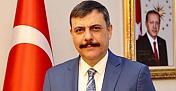 Vali Mustafa Çiftçi'den kutlama mesajı
